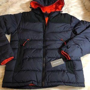 NWT men's Michael kors puffer jacket